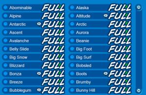 full servers