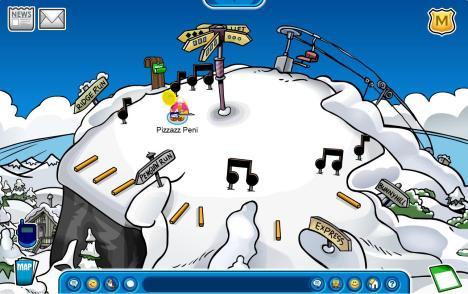 ski hill mj