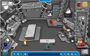 experiment room